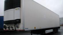 рефрижератор Krone 2008, SAF — Integral(короба), дисковые тормоза, CV-1800