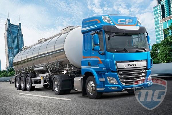 Представлены грузовики DAF CF и XF нового поколения