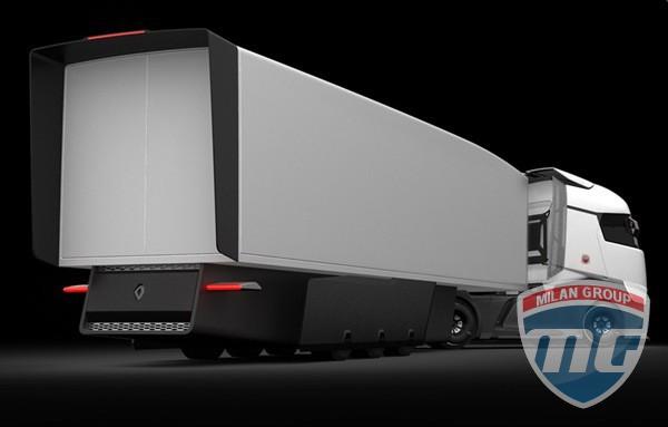 Renault Trucks о новых грузовиках