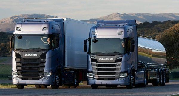 """Scania Next Generation признана """"Грузовиком года-2017"""""""