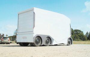 Шведы разработали полностью автономный грузовик без кабины