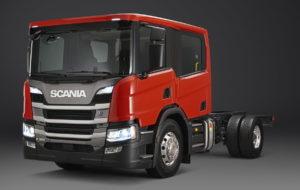 Scania представила новую линейку городских грузовиков