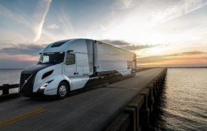 В Volvo Trucks разрабатывают электрические грузовики