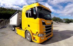 Грузовик Scania вновь удостоился премии Green Truck Award
