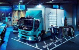 Электрический Volvo FL Electric поступит в продажу в 2019 году