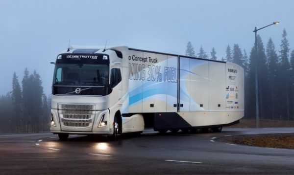 Грузовики Volvo получили более экономичные дизельные двигатели