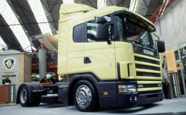 Scania выпустила последний грузовик серии PGR