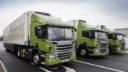 Представлены газовые коммунальные грузовики Scania