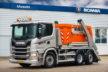 Голландский заказчик получил сверхукороченные грузовики Scania