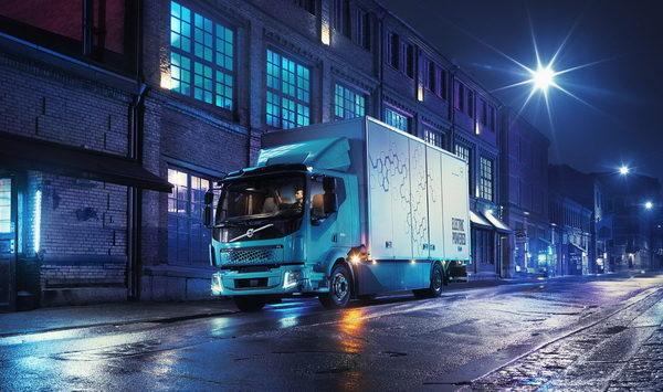 Стартовал прием заказов на электрические грузовики Volvo FL и FE