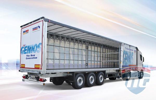Компания Schmitz Cargobull удостоена премии MX Award 2014