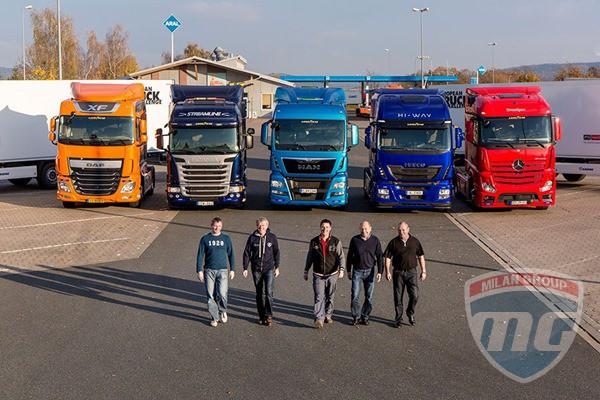 Scania G 410 признан самым экономичным грузовиком Европы