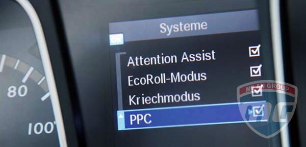 Грузовики Mercedes-Benz оснастят системой PPC