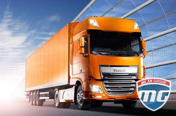 Начались продажи нового грузовика DAF XF Low Deck Euro 6