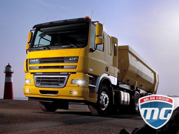 Новое поколение грузовиков DAF CF и LF