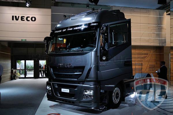 Iveco представит на IAA 2014 16 моделей грузовых автомобилей