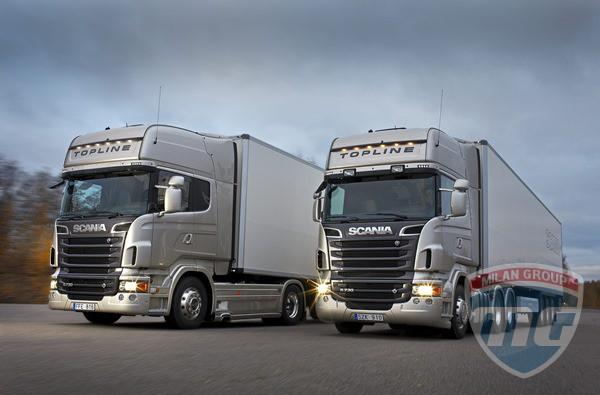Для компании Scania 2014 год в России стал успешным