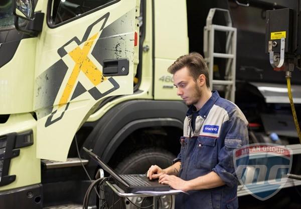 "Volvo Trucks запускает систему ""Грузовик-онлайн"""