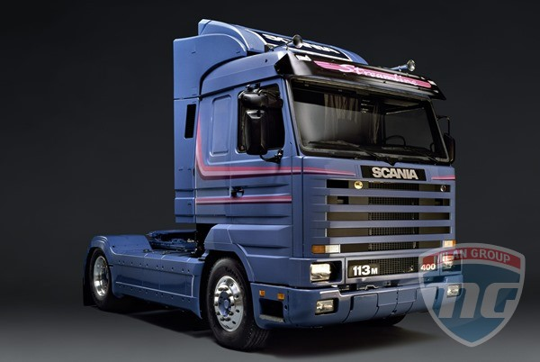 Британцы составили список лучших грузовиков XX века