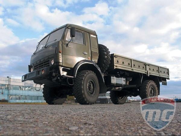 КАМАЗ выпустит беспилотный грузовик в 2023 году