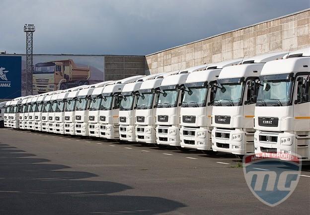 КАМАЗ-5490 успешно дебютировала на российском рынке
