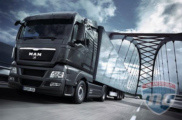 Компания MAN представила новые технологии для грузовиков