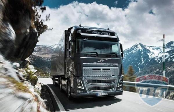 Специалисты Volvo рассказали о грузовиках будущего
