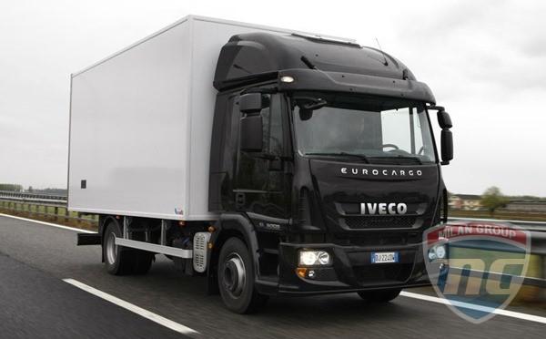 Iveco Eurocargo признан лучшим грузовиком 2016 года