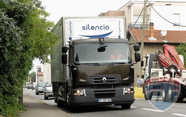 Renault Trucks представила новый городской грузовик