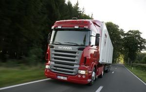Scania поставит 2000 грузовиков британской компании
