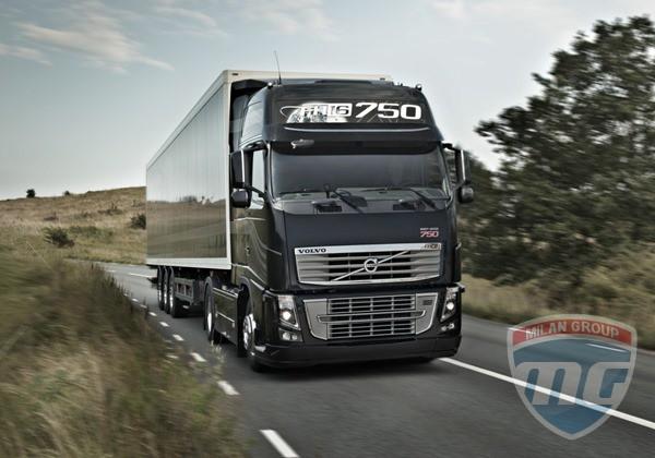 Volvo работает над моделью FH16