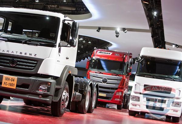 Daimler лидирует по продажам грузовиков!