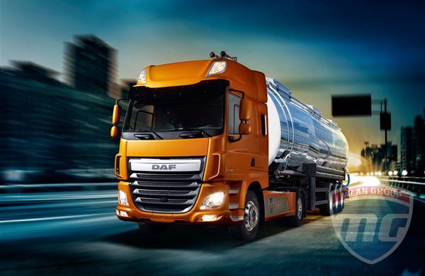 DAF представит новые тягачи стандарта Евро 6