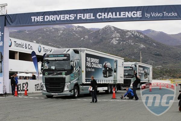"""Ежегодный конкурс """"Водитель года"""" от Volvo Trucks стартует в марте"""