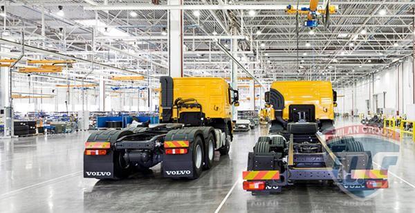 На калужском автозаводе начнётся сборка новых грузовиков