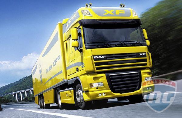 В Нидерландах появятся автономные грузовики!