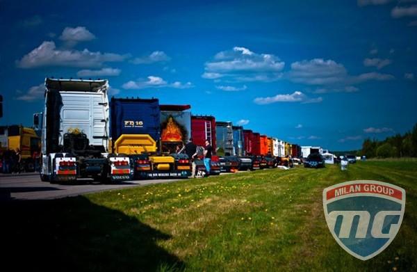 Stockholm Truck Meet 2012