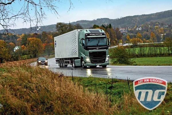 О тестах Volvo FH