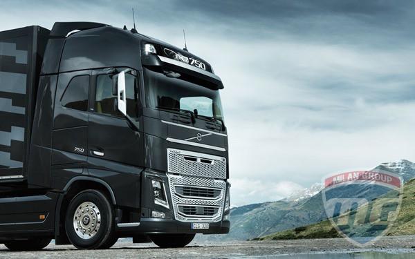 Немного о новом Volvo FH16...