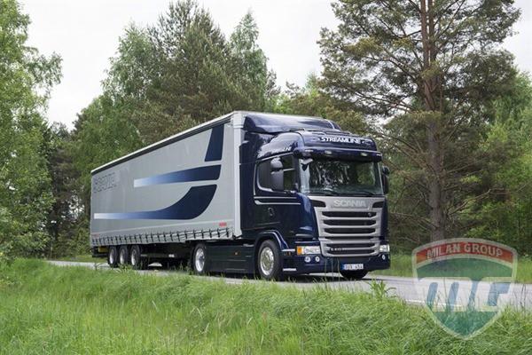 Немцы назвали Scania G410 самым экологичным грузовиком