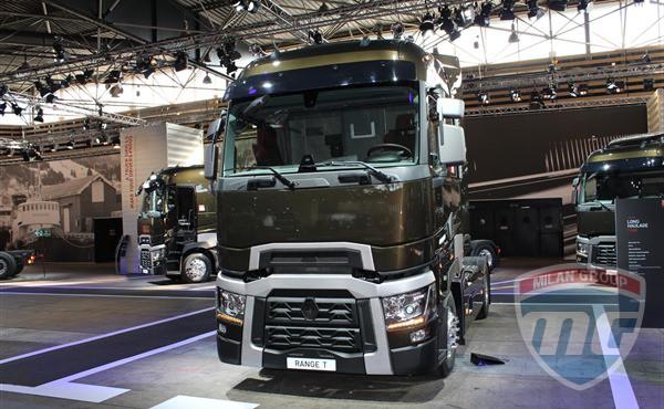 Подробности о новой линейке грузовиков Renault T