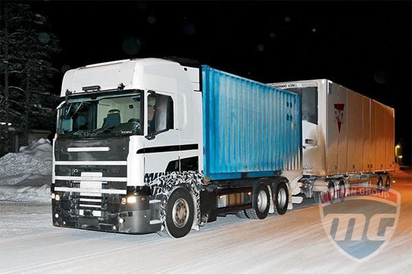 Scania работает над новым грузовиком?!