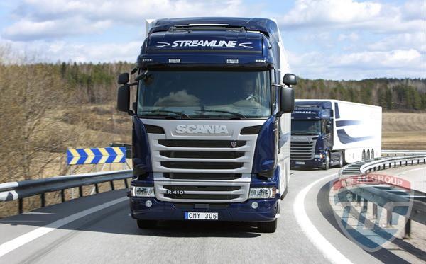 Scania Streamlina G410 – рекордсмен по топливной экономичности!