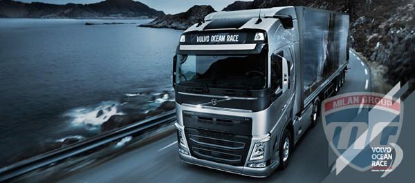 Выпущена спецверсия грузовика Volvo FH Ocean Race
