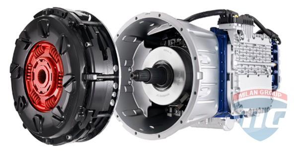 Volvo Trucks представили новую систему переключения передач
