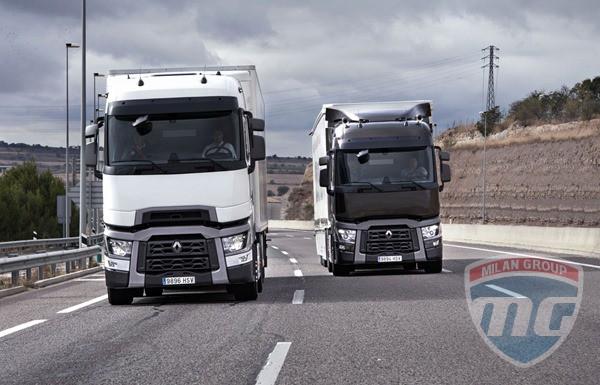 Renault Trucks на выставке IAA-2014