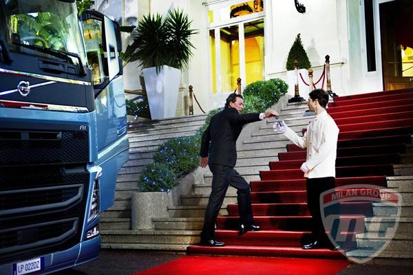 """Volvo Trucks представили новый рекламный ролик """"The Casino"""""""