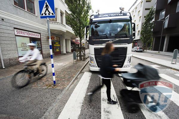 Volvo Trucks анонсировала систему кругового обзора