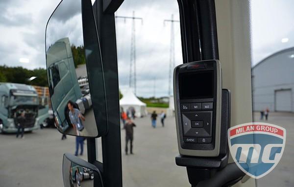 Пульт управления Volvo Trucks