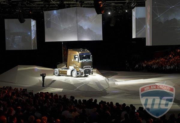 Renault Trucks представила новые модели грузовиков